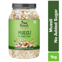 For 450/- True Elements No Added Sugar Muesli 1000 g at Paytm Mall