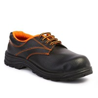 For 215/-(57% Off) Safari Pro Safex PVC Safety Shoes Steel Toe at Amazon India