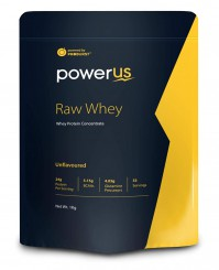 For 899/-(47% Off) Powerus Raw Whey - 1 kg (Unflavoured ) at Amazon India