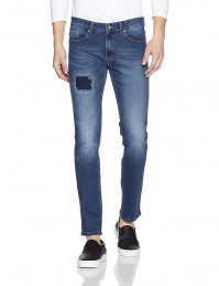 For 424/-(75% Off) Symbol Amazon Brand Men's Relaxed Fit Jeans at Amazon India