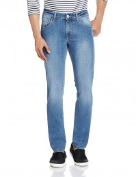 For 734/-(65% Off) Flying Machine Men's Michael Tapered Fit Jeans at Amazon India