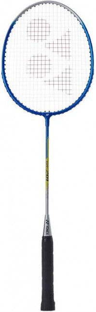 For 379/-(34% Off) Yonex Gr 201 Blue Strung Badminton Racquet (G4, Weight - 90 g) at Flipkart
