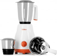 For 999/-(62% Off) Billion Big Jar MG100 500 W Mixer Grinder (White, 3 Jars) at Amazon India