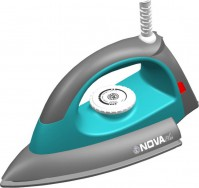 For 349/-(61% Off) Nova Plus 1100 w Amaze NI 10 Dry Iron (Grey & Turquoise) at Flipkart